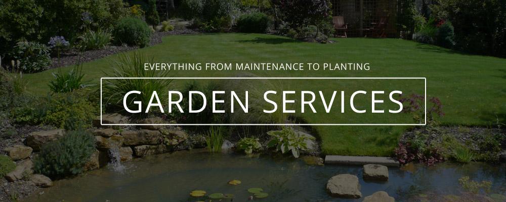 Gardener in driffield bridlington local garden services for Local gardening services